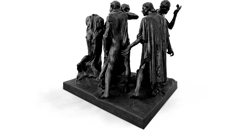 The Burghers of Calais 4